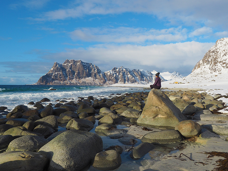 Lofoten - Uttakleiv Beach