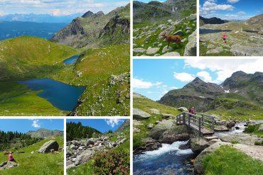 Spronser Seen Wandern