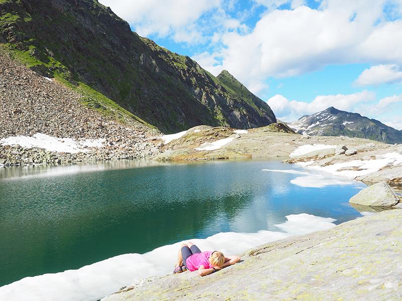Spronser Seen - Milchsee