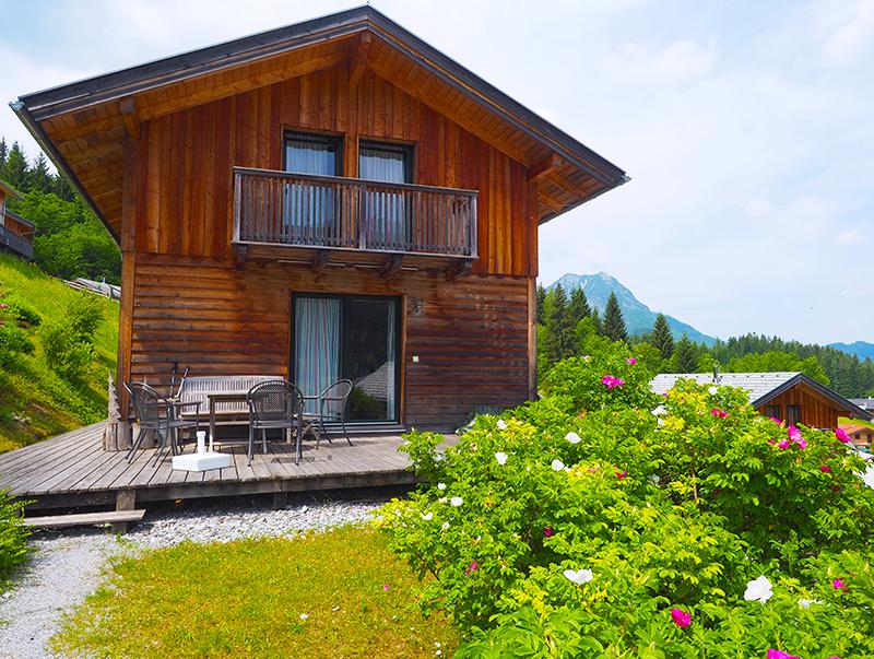 Alpendorf Dachstein-West - Terrasse