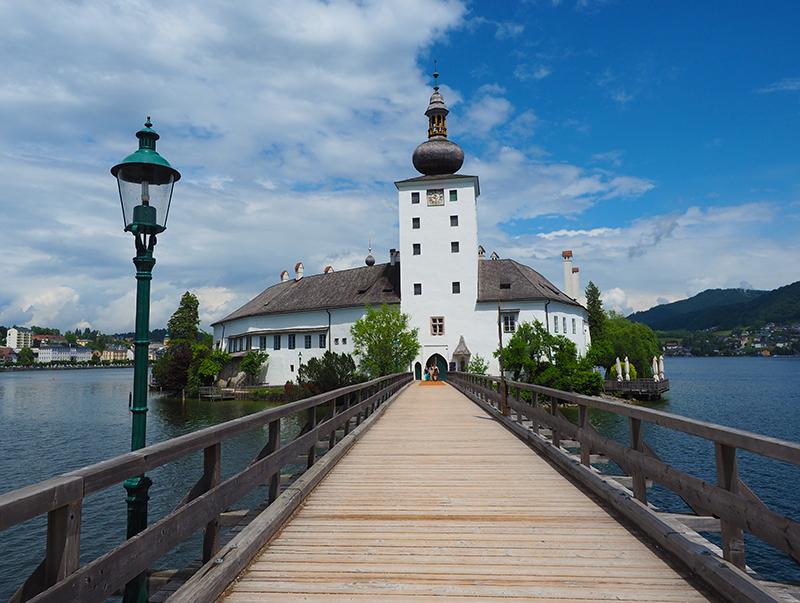 Salzkammergut - Gmunden am Traunsee