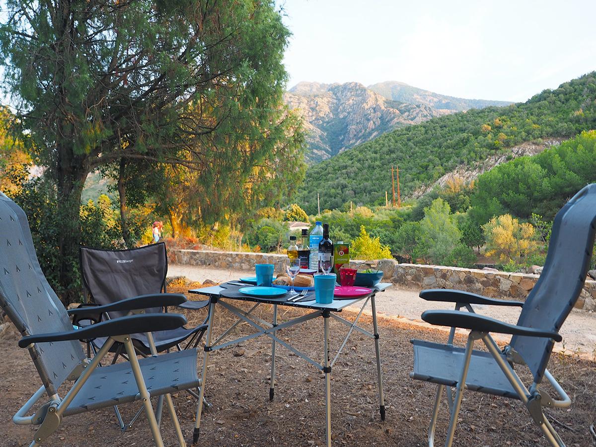 Camping L'Alzelli - Fangotal