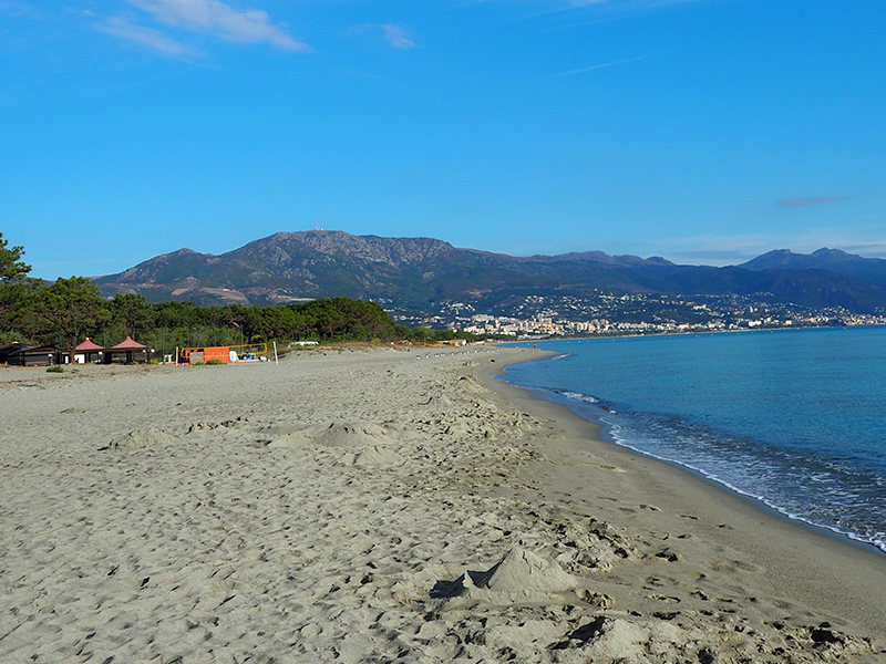 Camping San Damiano - Bastia, Korsika