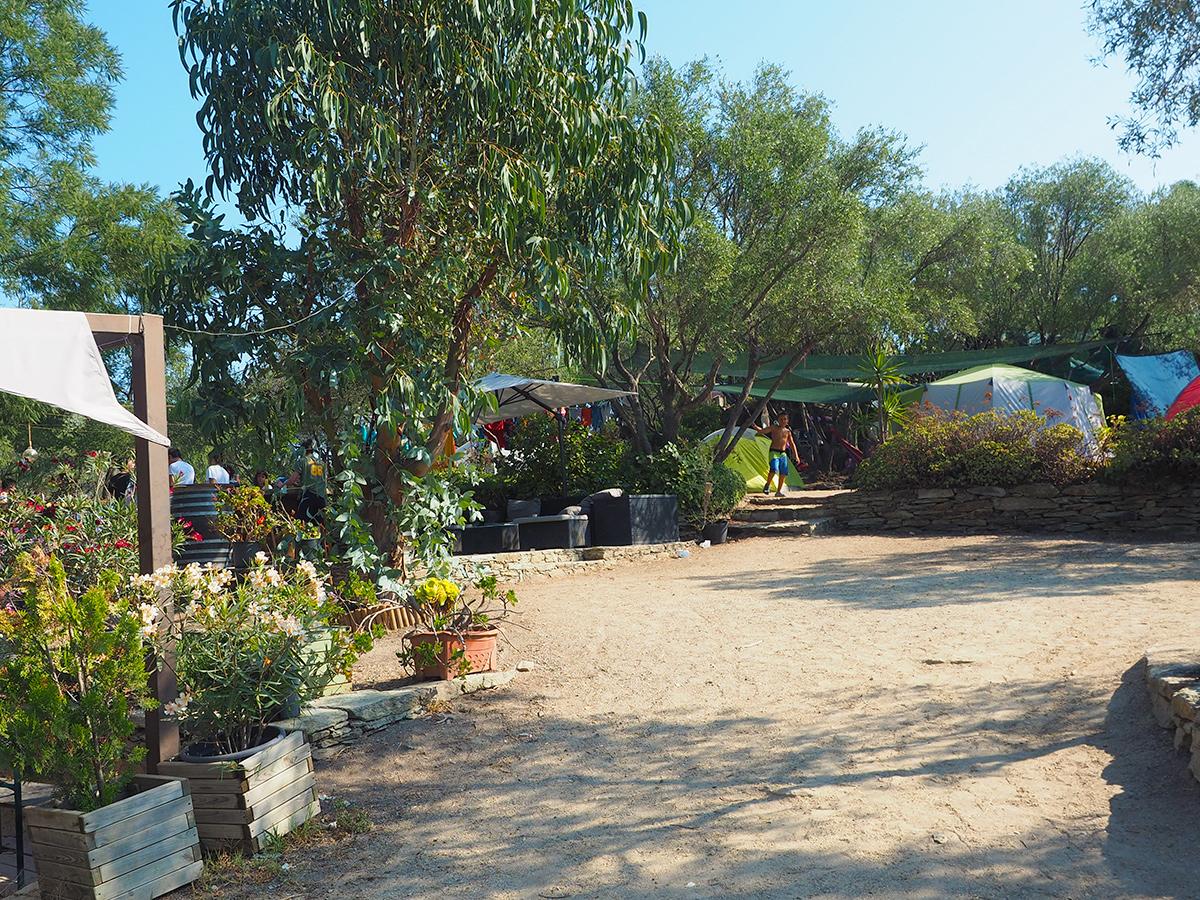 Camping U Paradisu - Korsika