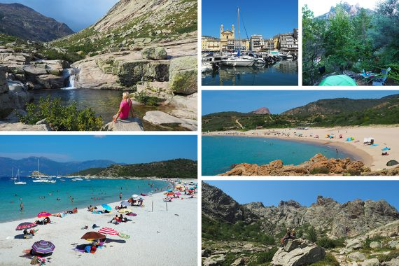 Campingurlaub auf Korsika