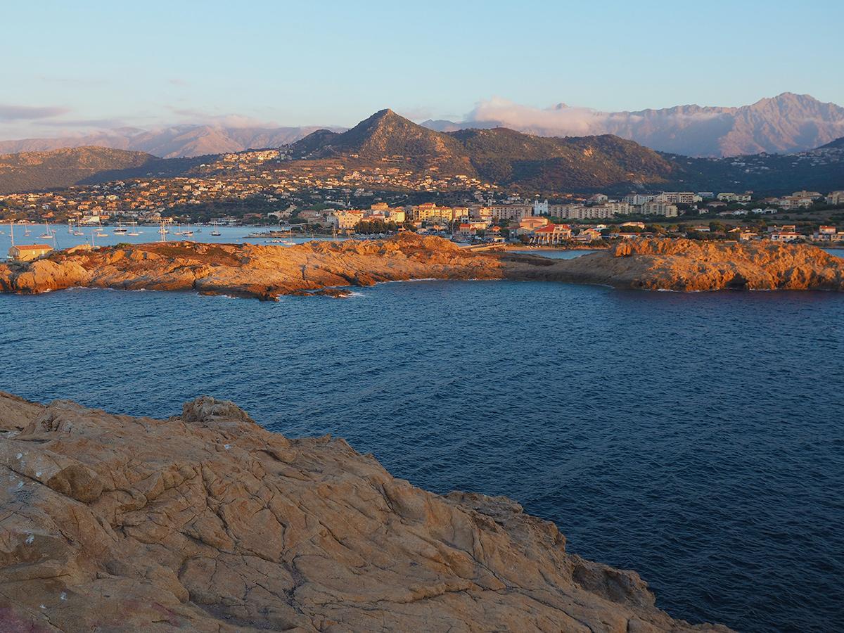Ile de la Pietra - Llle Rousse, Korsika
