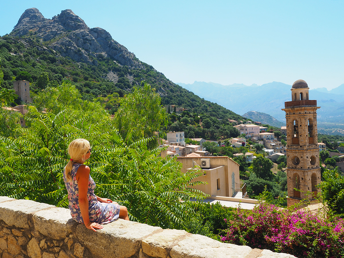 Lumio - Korsika