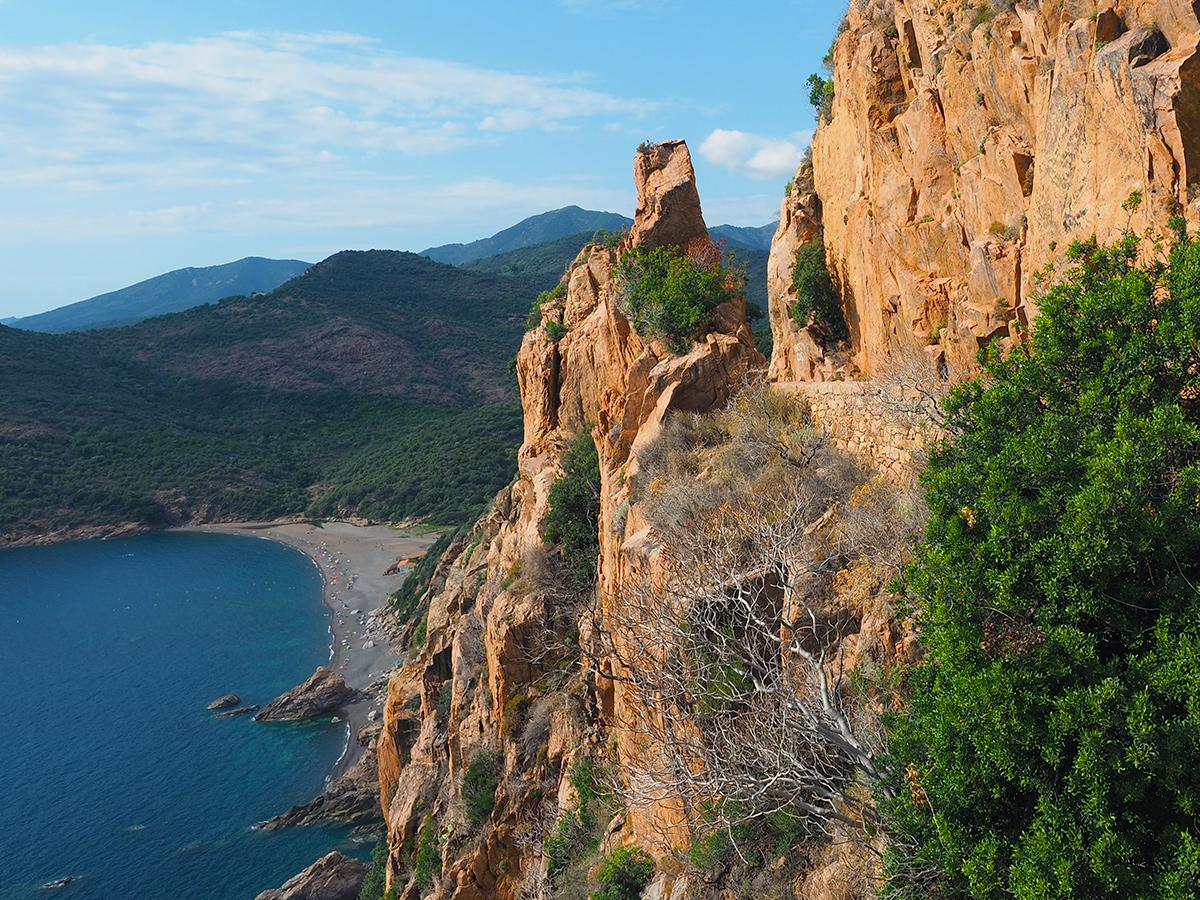 Plage de Bussaghlia - Korsika