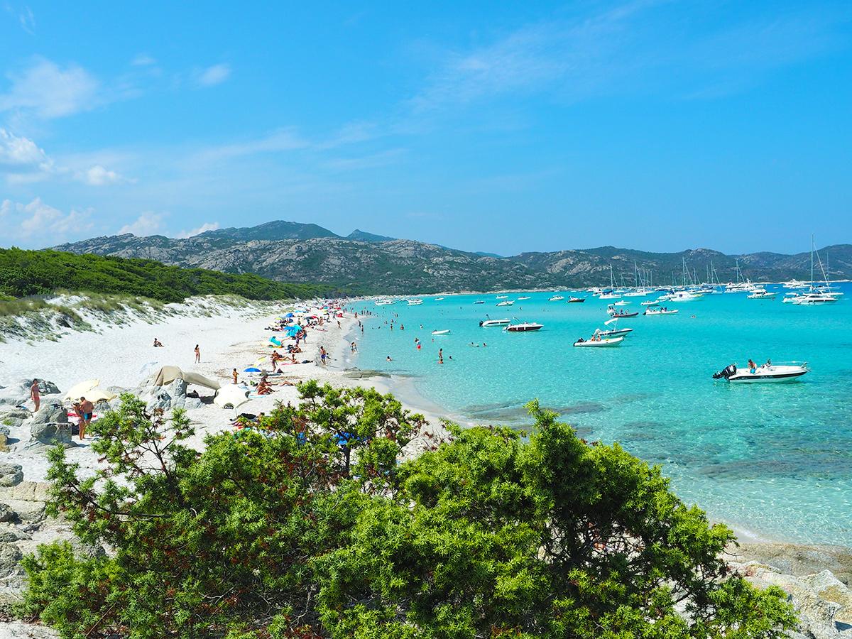 Plage de Saleccia - Korsika
