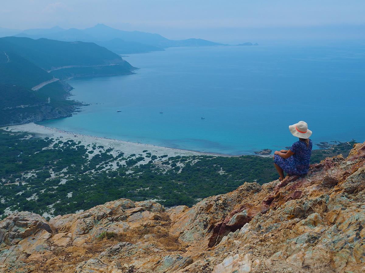 Plage l'Ostriconi - Punta Liatoggiu, Korsika