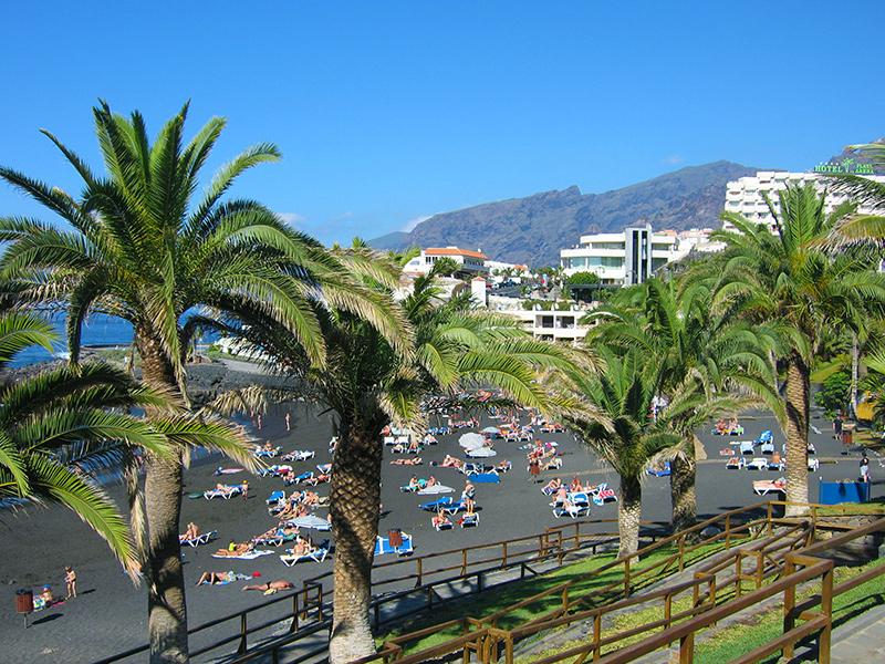 Teneriffa - Playa de la Arena