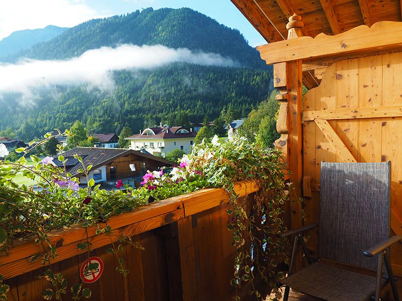 Alpenhotel Tyrol - Balkon