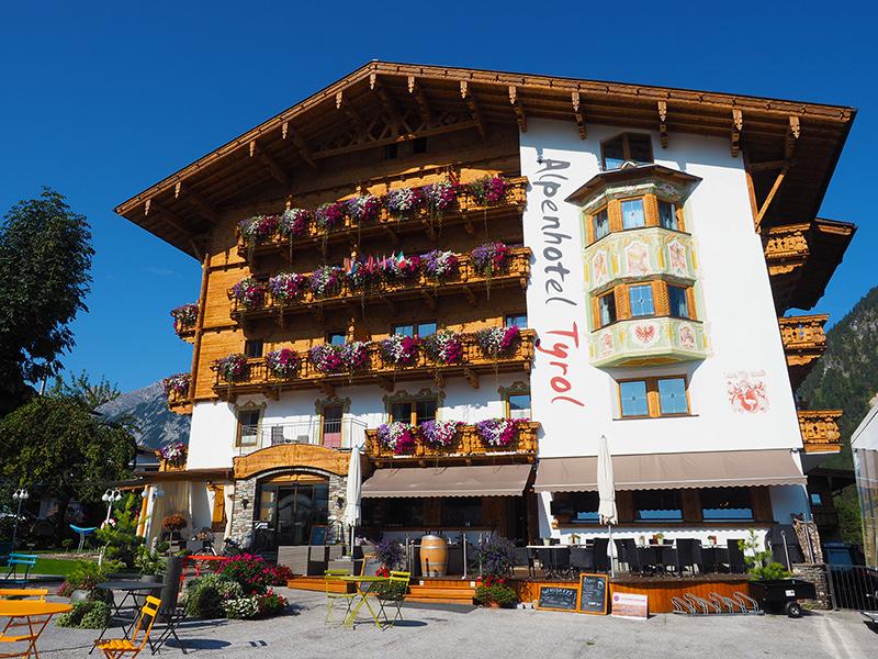 Alpenhotel Tyrol - Pertisau am Achensee