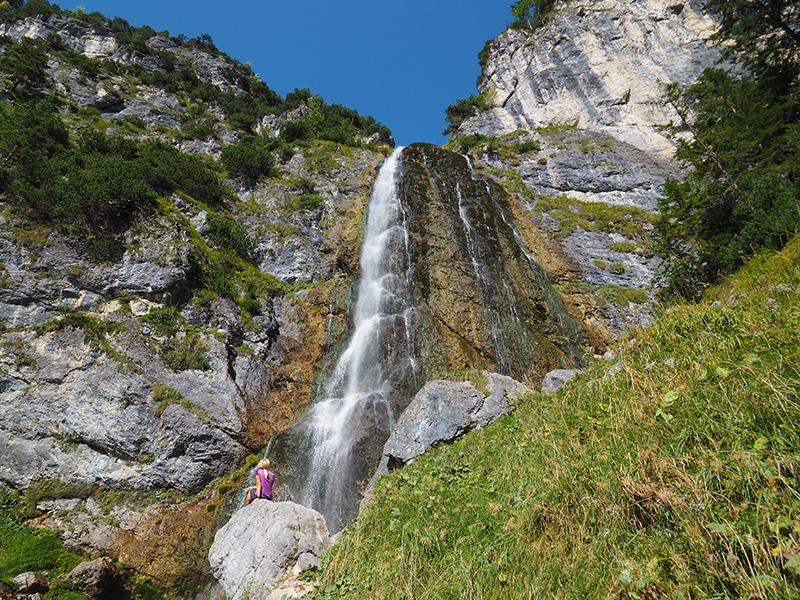 Dalfazer Wasserfall - Achensee