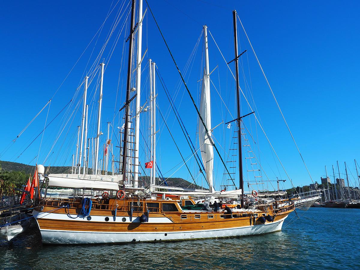 Bodrum - Hafen