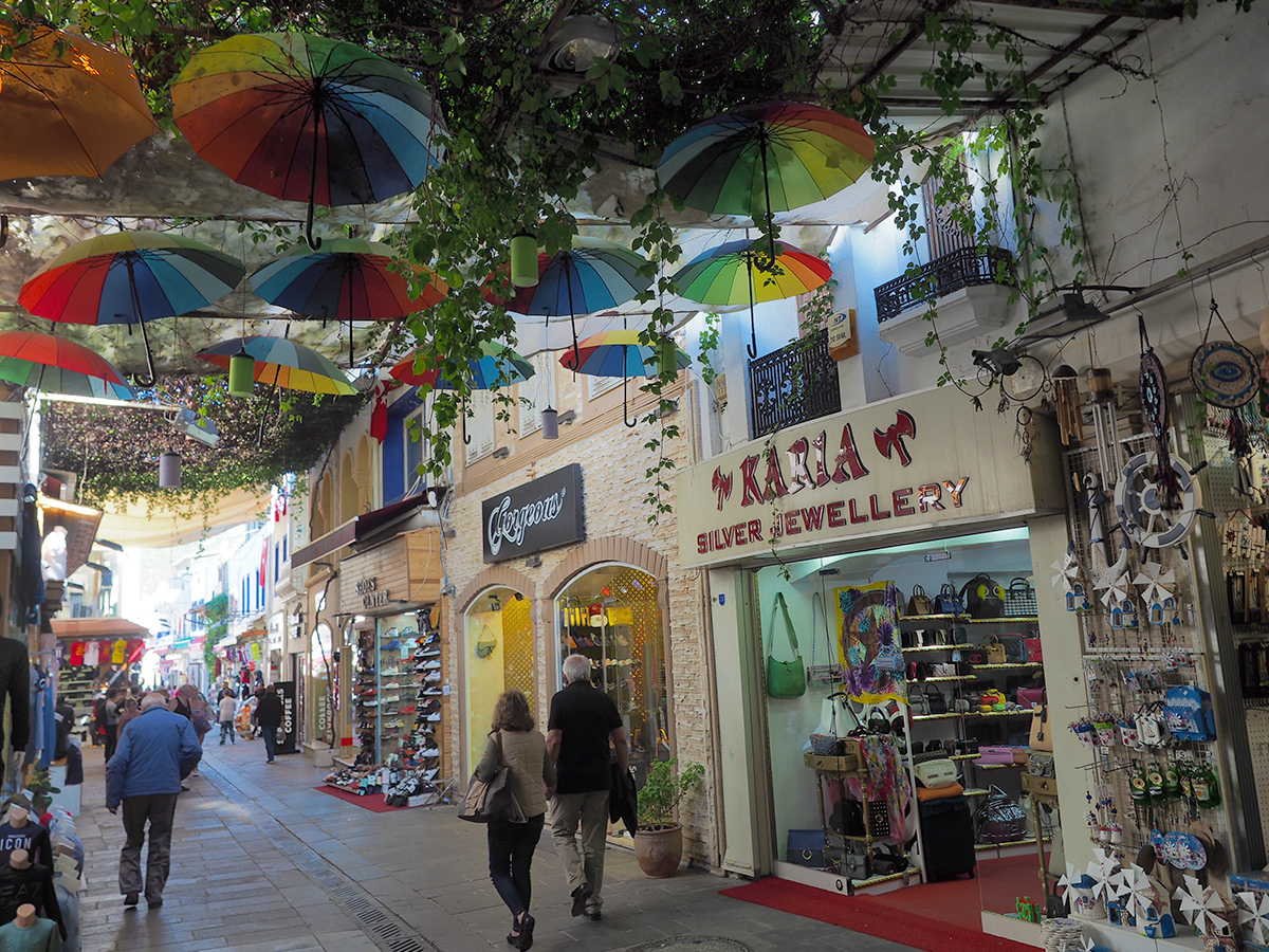 Bodrum - Shopping
