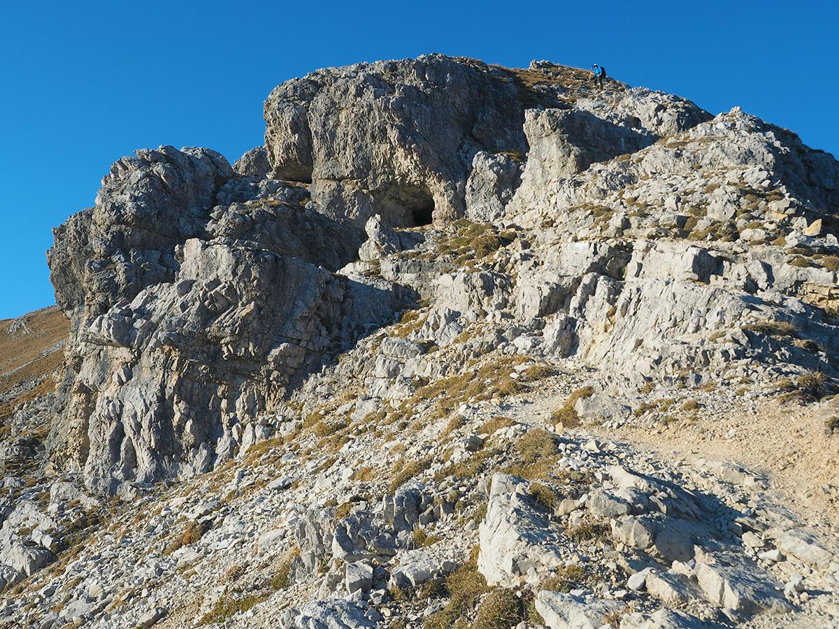 Geierköpfe - Gipfel
