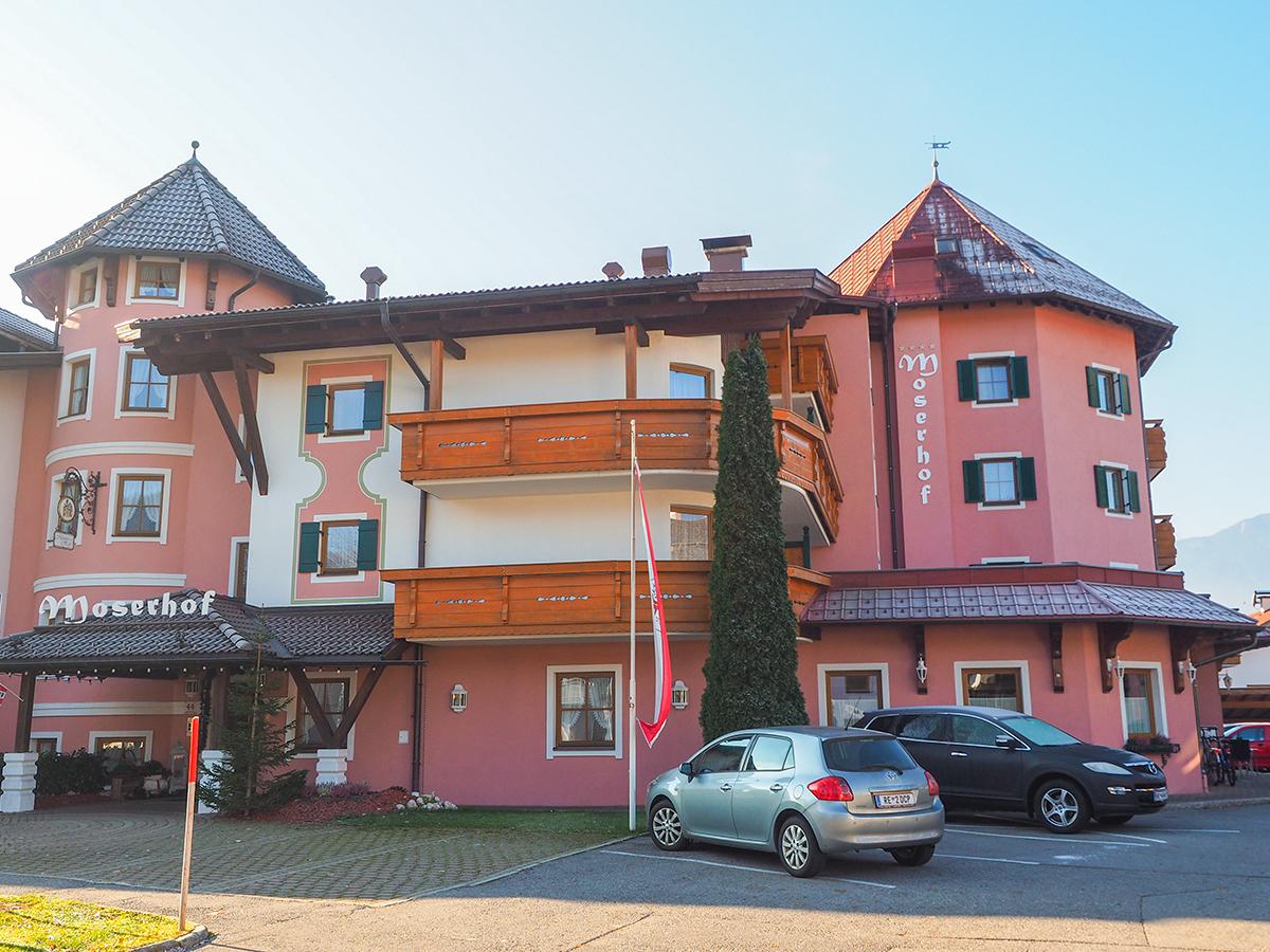 Hotel Moserhof - Breitenwang