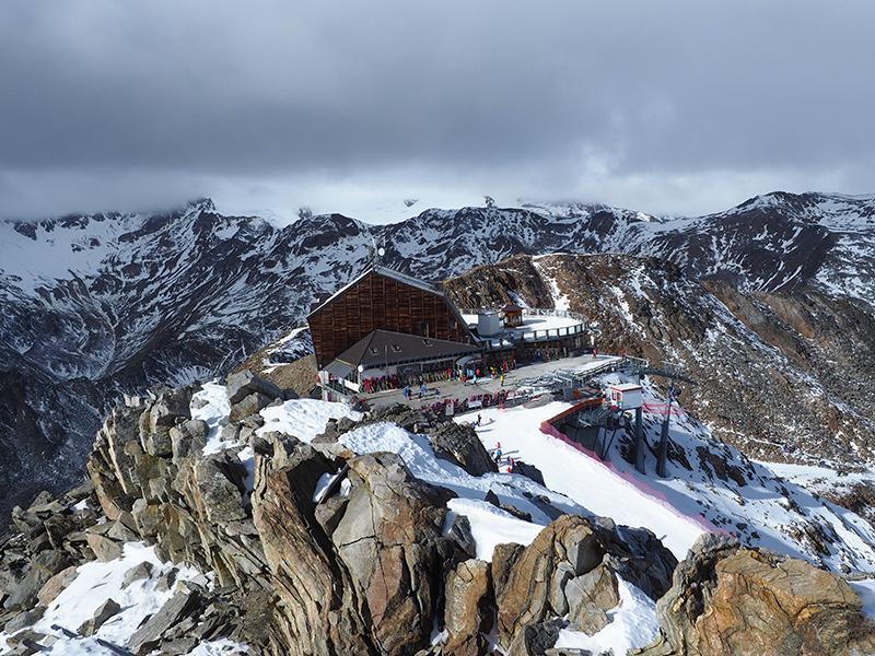 Schnalstal - Skigebiet Grawand