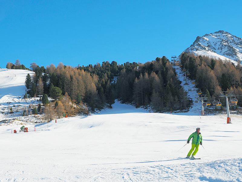 Südtirol - Skifahren
