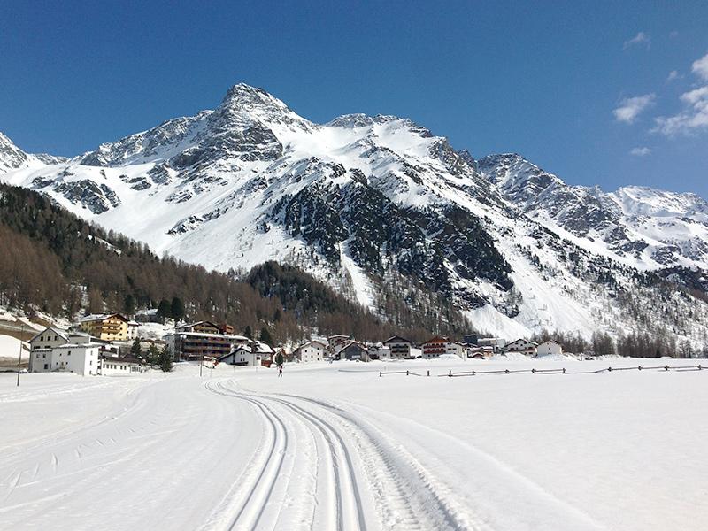 Südtirol - Sulden im Winter