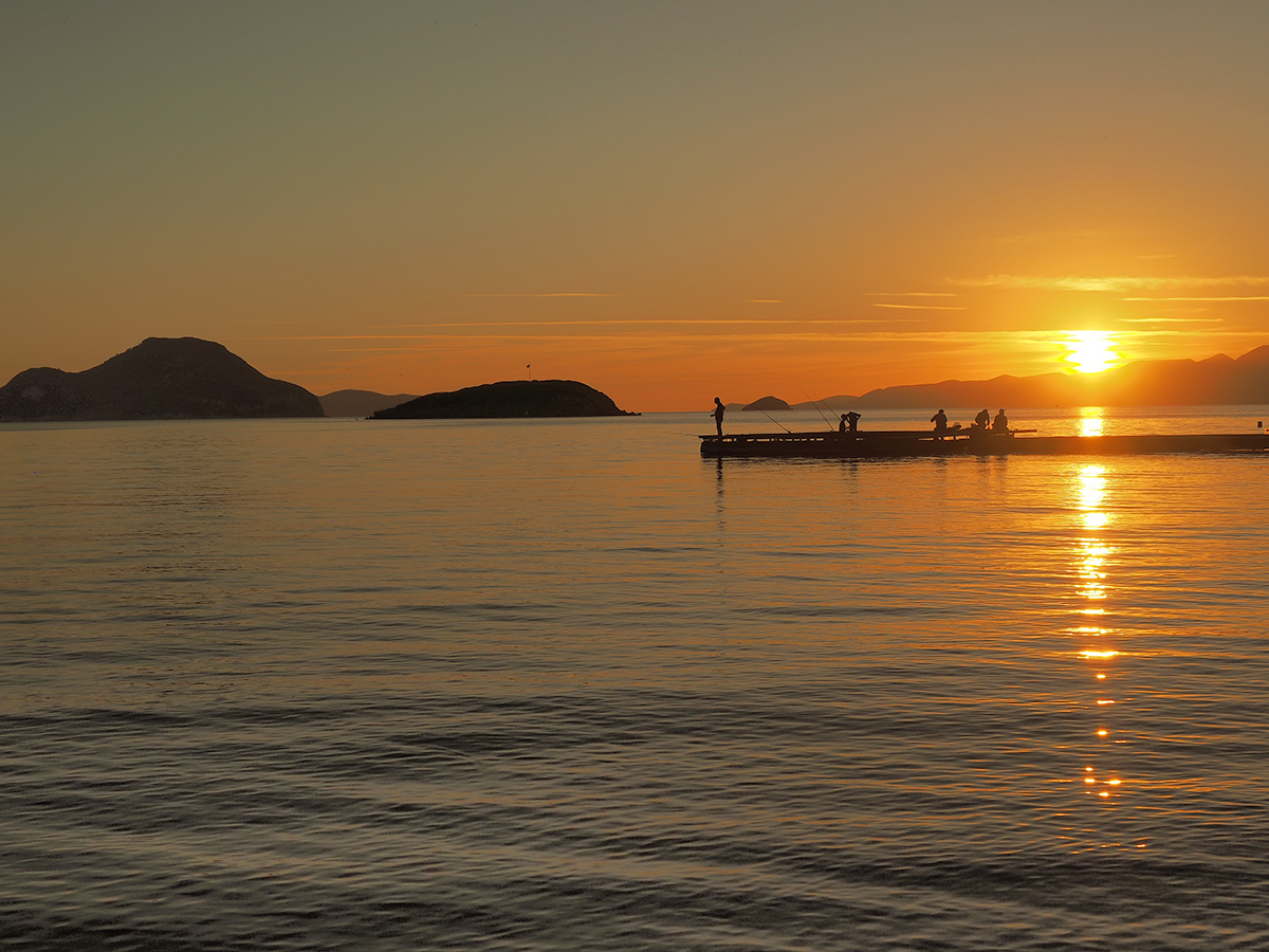 Turgutreis - Sonnenuntergang