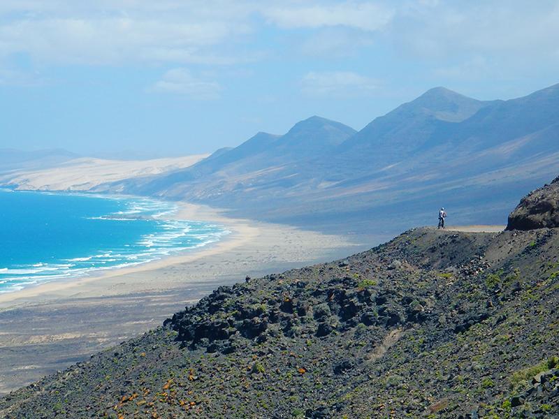 Fuerteventura - Radfahren