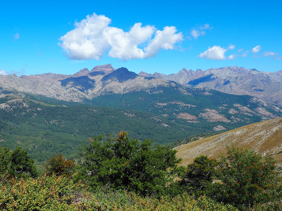 GR20 - Etappe Castellu di Verghio - Refuge de Magnanu