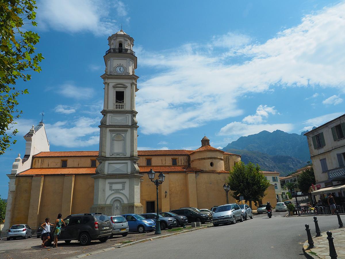 Korsika - Calenzana