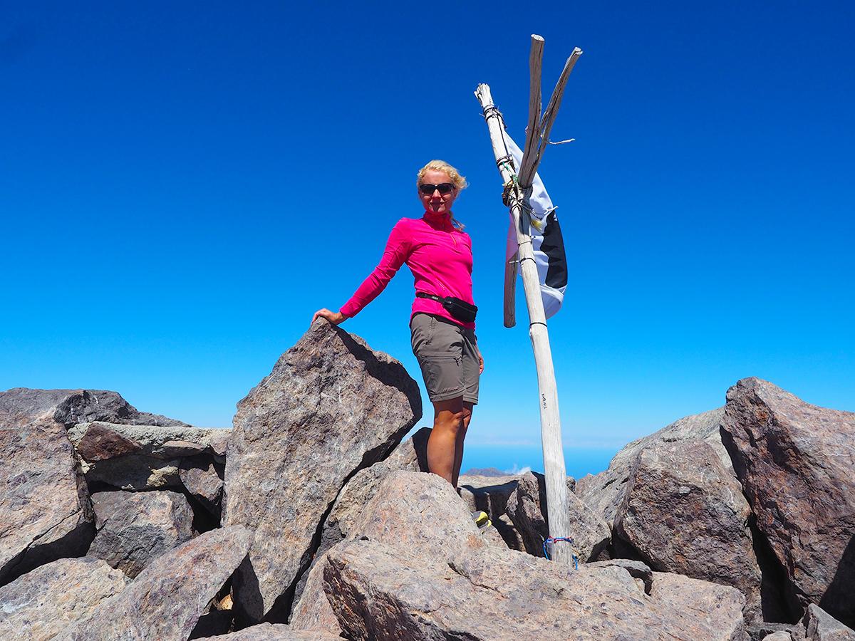 Wandern auf dem GR20 - Monte Cinto