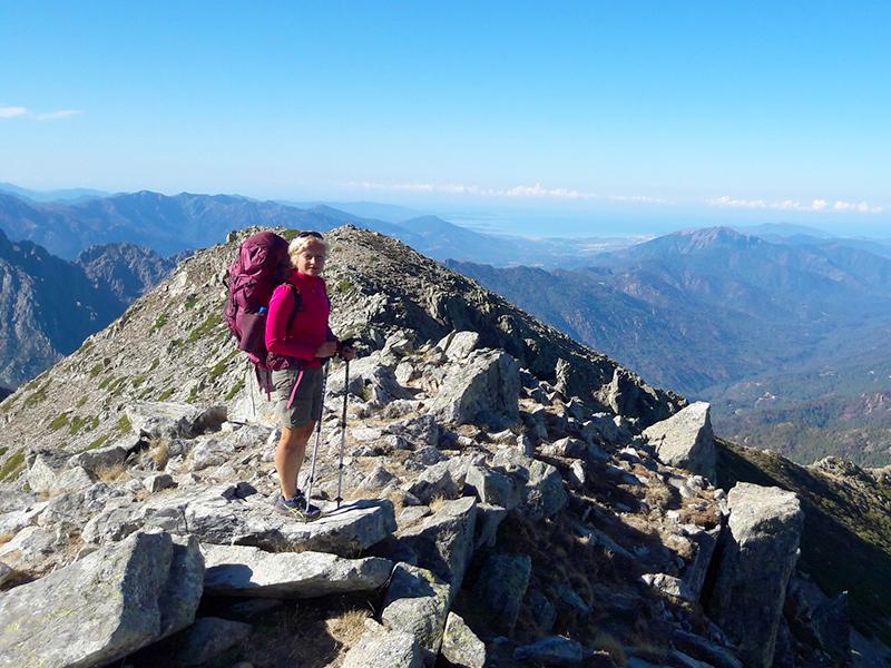 Korsika - Wandern