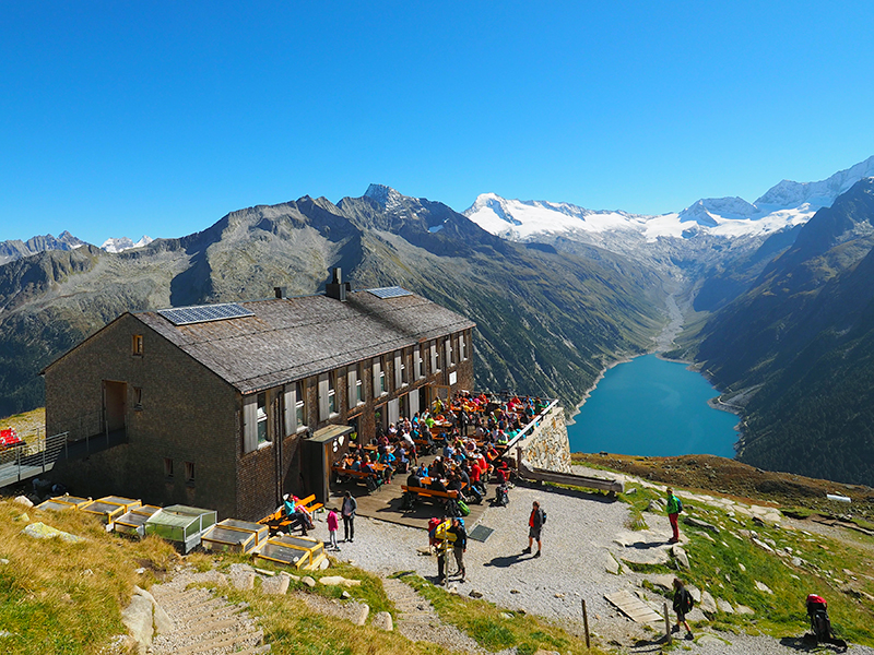 Zillertal - Wandern
