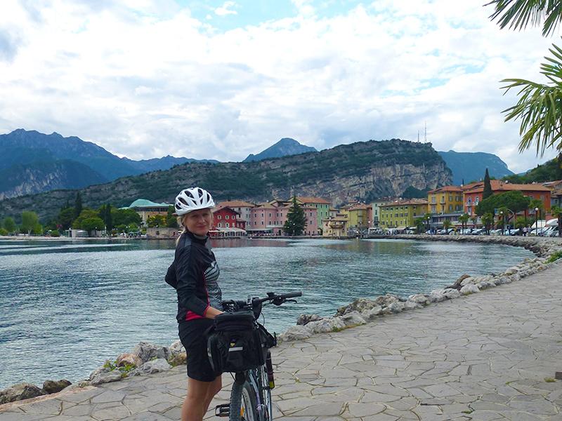 Gardasee - Radfahren