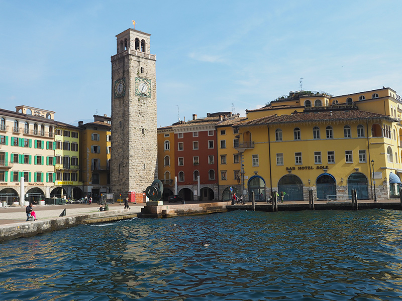 Gardasee - Riva del Garda, Torre Apponale