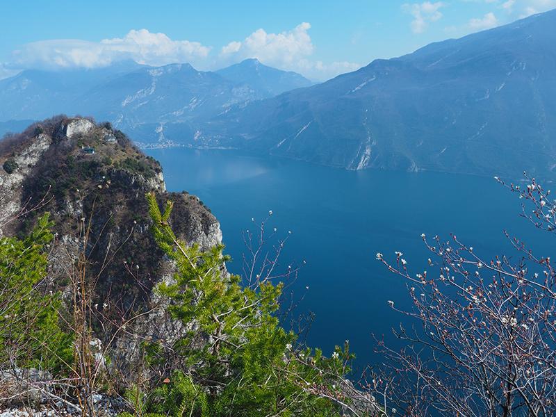 Gardasee - Wandern Pregasina