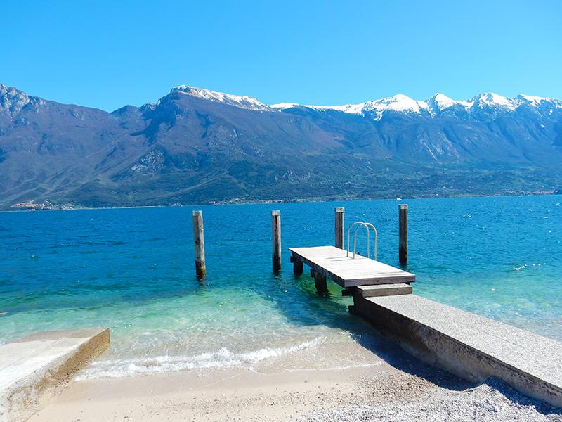 Limone sul Garda - Strand & Monte Baldo