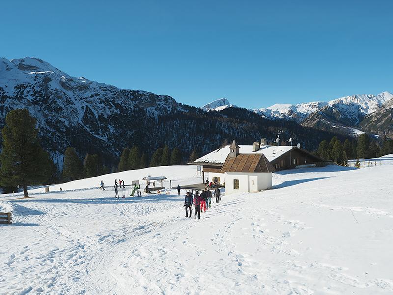 Winterwandern von Plätzwiese auf den Strudelkopf