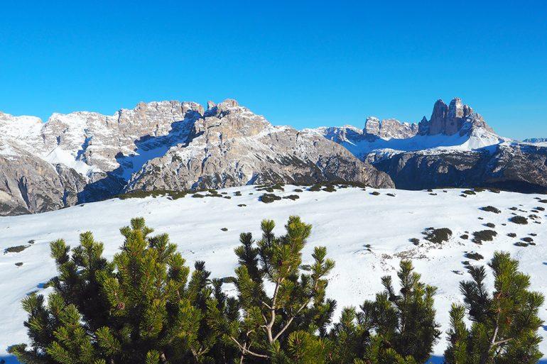 Winterwandern in Südtirol - Strudelkopf