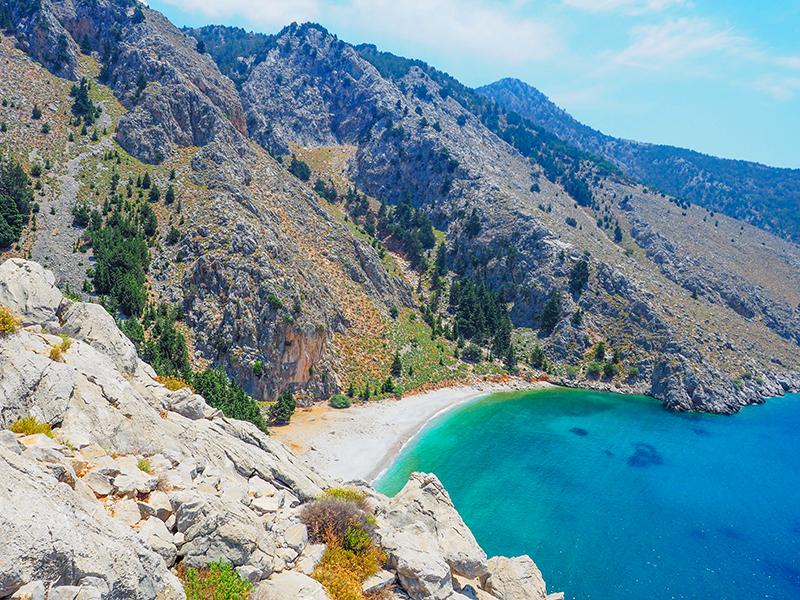 Symi - Agios Vasilos Beach