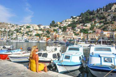 Symi Urlaub - Tipps