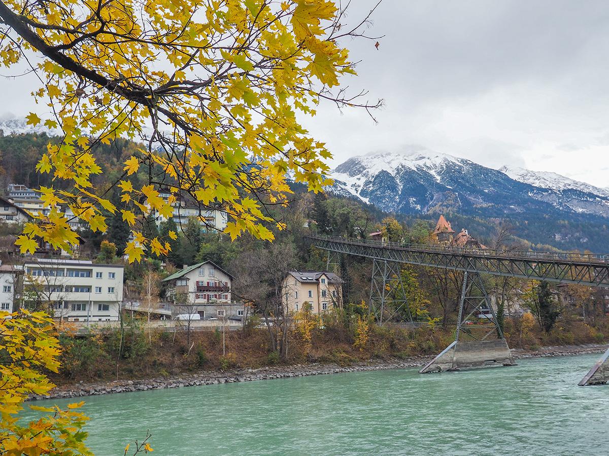 Innsbruck - Laufen am Inn