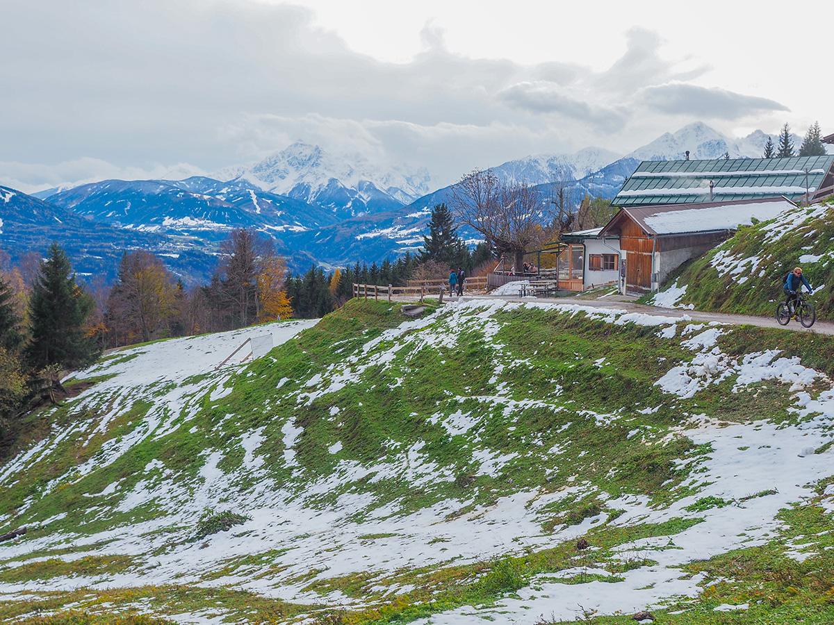 Innsbruck - Wanderung zur Arzler Alm