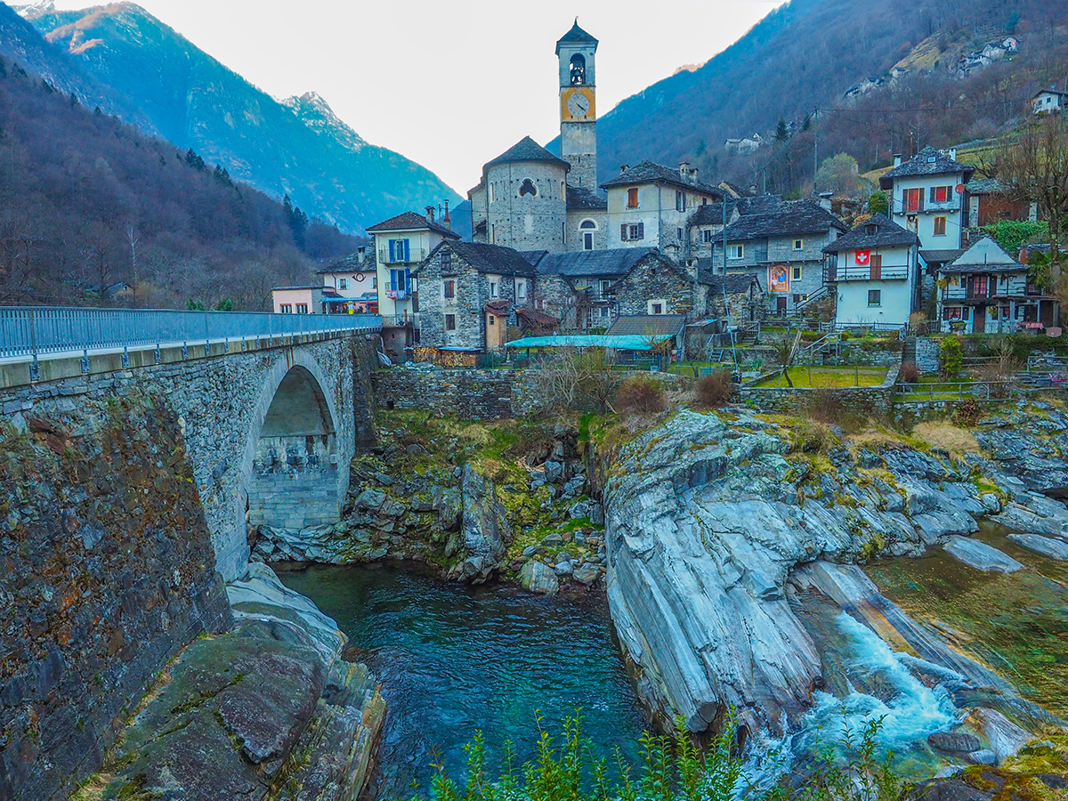 Verzascatal - Lavertezzo
