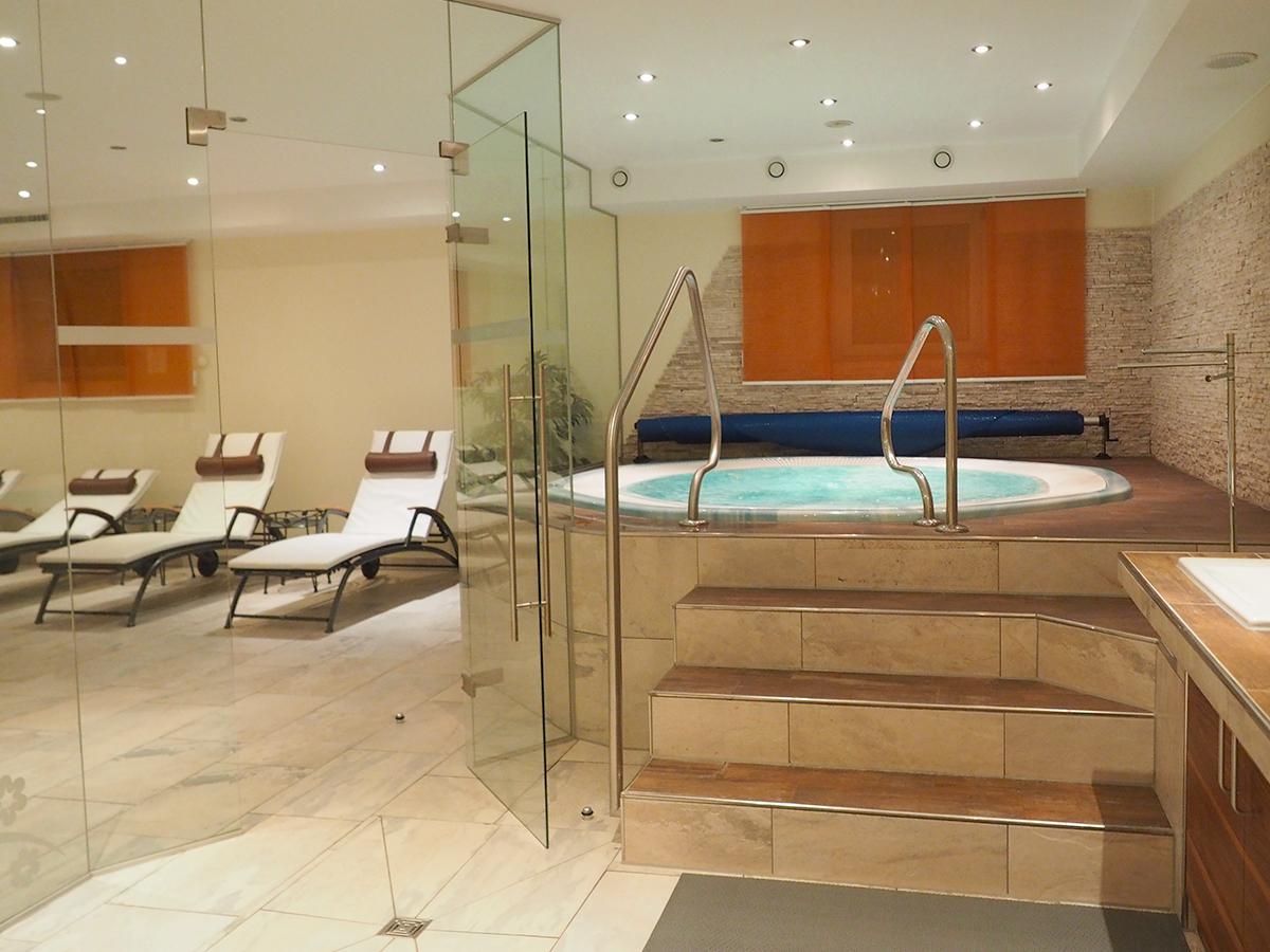 Hotel Moserhof - Breitenwang, Wellnessbereich