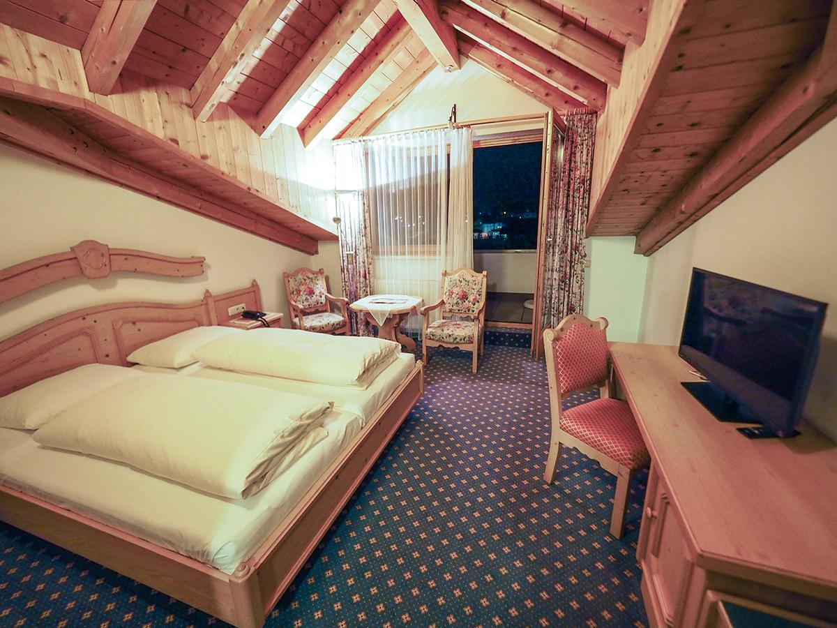 Hotel Moserhof - Breitenwang, Zimmer