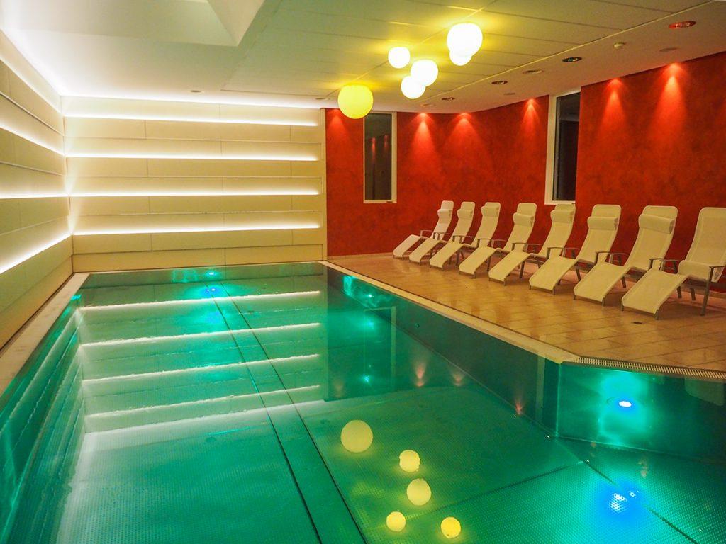 Hotel Zum Mohren - Reutte, Pool