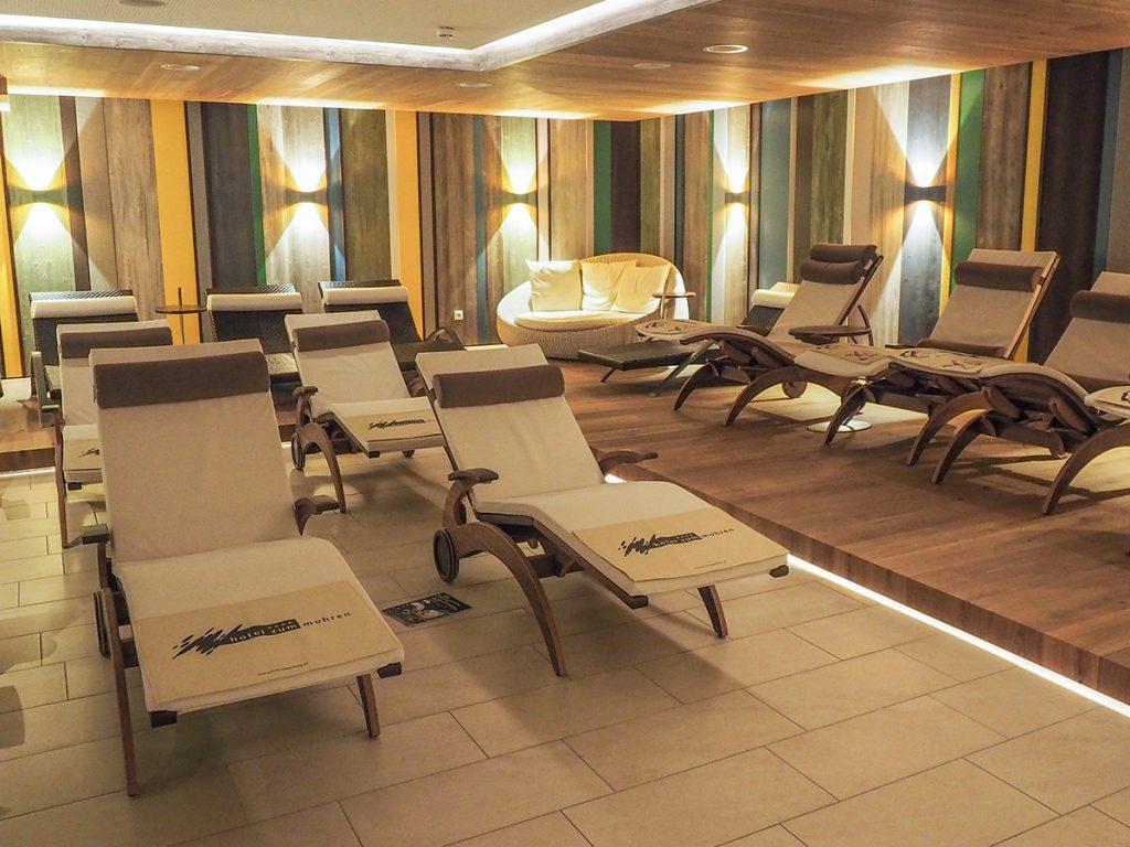 Hotel Zum Mohren - Reutte, Wellnessbereich