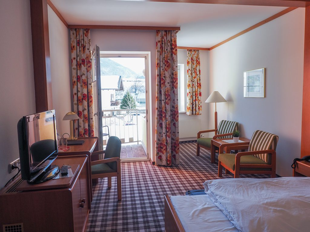Hotel Zum Mohren - Reutte, Zimmer
