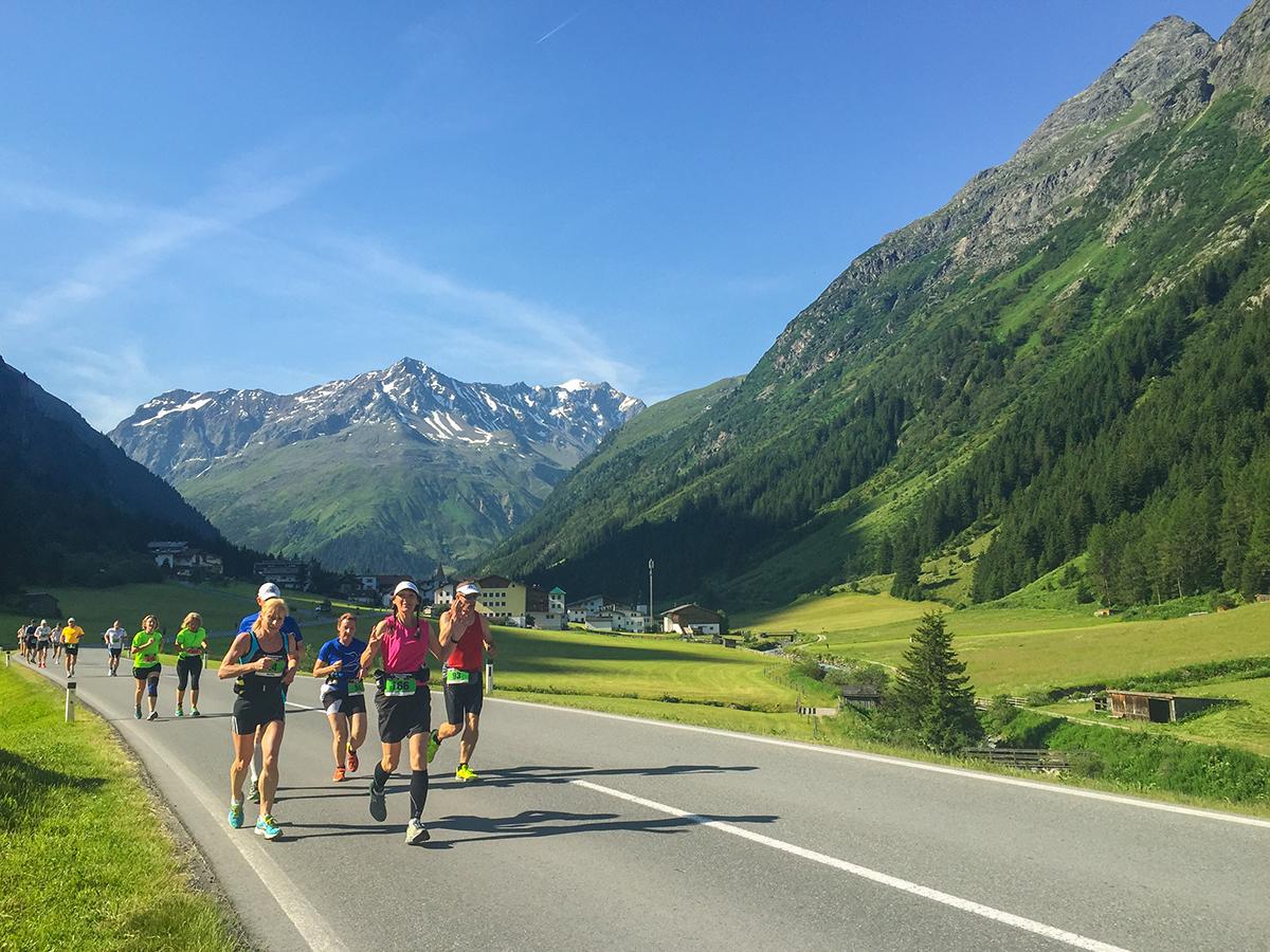 Marathon Pitztal-Imst
