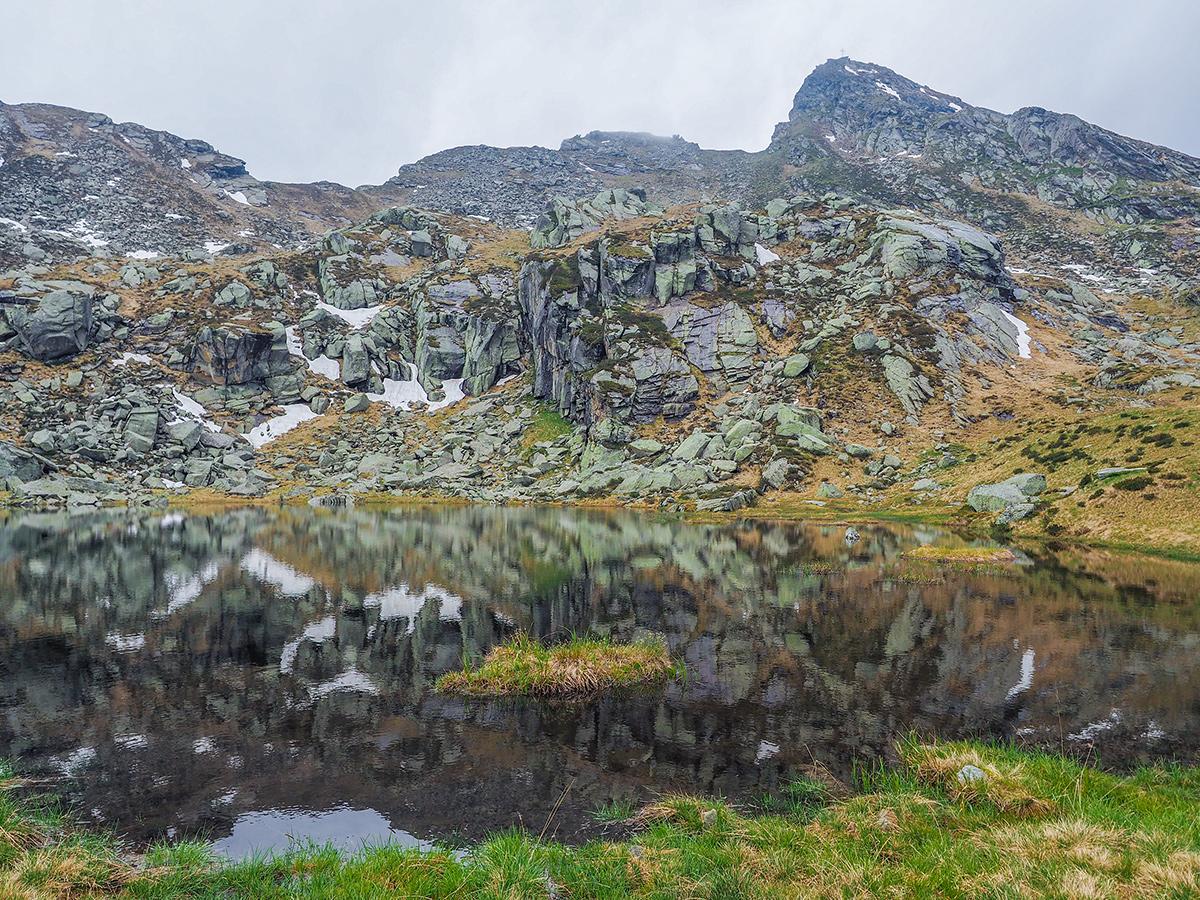 Passeiertal - Wandern Faglssee